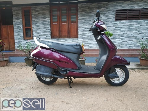 Honda Activa Showroom condition 2014 model Two new tyres All papers are clear 4