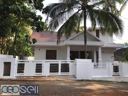 9 cent plot 1800 sqft home for sale at Thrissur 0