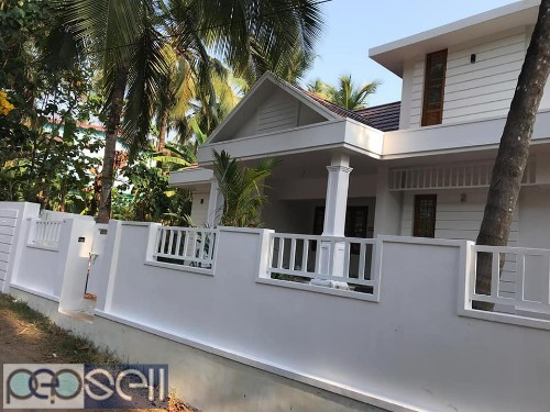 9 cent plot 1800 sqft home for sale at Thrissur 2