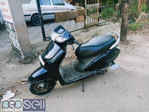 2010 last model Activa for sale at Kottayam 2