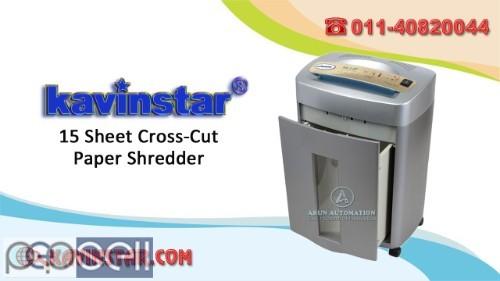 Book Paper Shredder Machine in Delhi 1