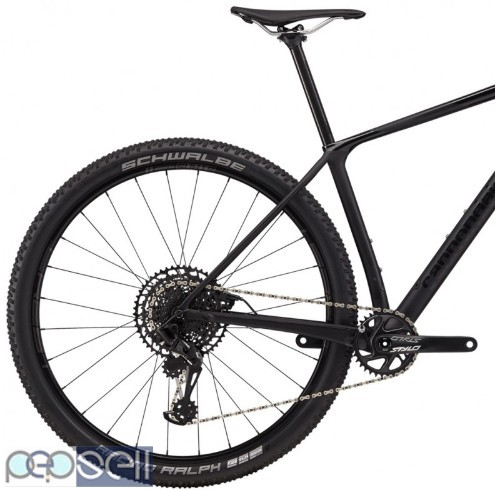 "2020 CANNONDALE F-SI CARBON 3 29"" MOUNTAIN BIKE (Fastracycles) 1"
