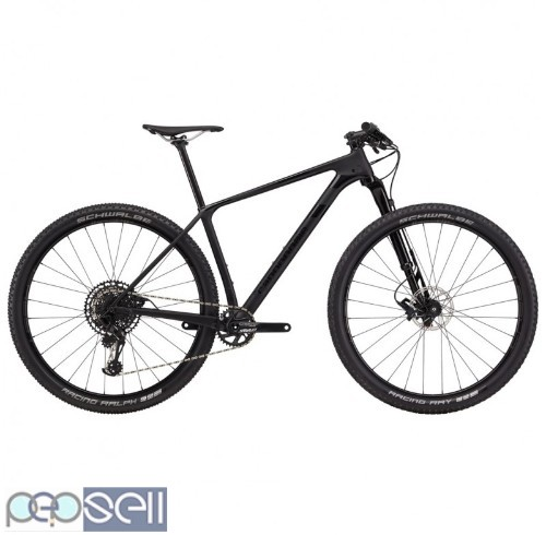 """2020 CANNONDALE F-SI CARBON 3 29"""" MOUNTAIN BIKE (Fastracycles) 0"""