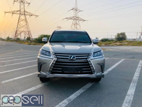 Lexus LX 570 LX570-2018 - SPORT PLUS 0