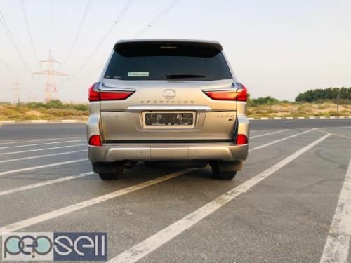Lexus LX 570 LX570-2018 - SPORT PLUS 1