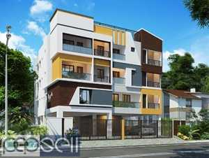 Buy 2 BHK Flats for sale in East Tambaram - The Nest Builders