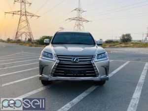 Lexus LX 570 LX570-2018 - SPORT PLUS