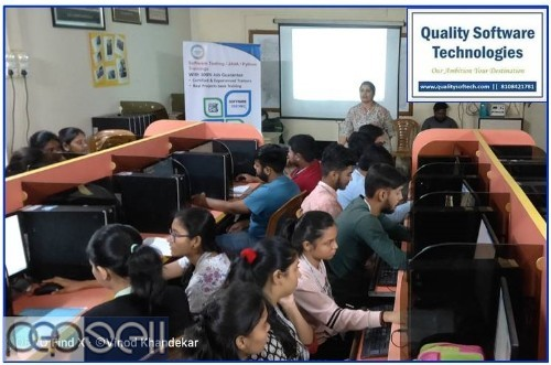 ONLINE SOFTWARE TESTING COURSE IN MUMBAI – Quality Software Technologies 3