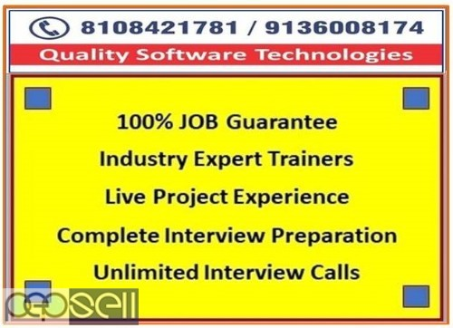 ONLINE SOFTWARE TESTING COURSE IN MUMBAI – Quality Software Technologies 4