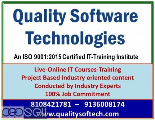 ONLINE SOFTWARE TESTING COURSE IN MUMBAI – Quality Software Technologies 5