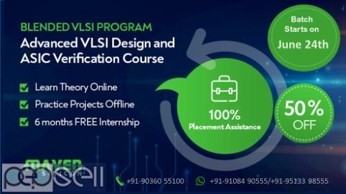 Blended VLSI Design and Verification Course - Online RN 0