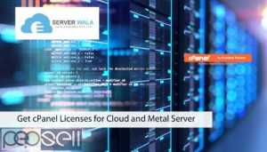 Get cPanel Licenses for Cloud and Metal Server