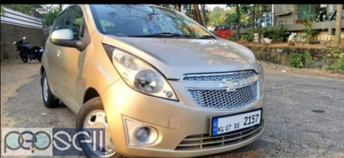 2011 Chevrolet Beat for sale in Thodupuzha 0