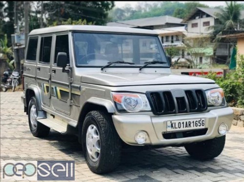 Mahindra Bolero sle for sale at Palai Kottayam 2