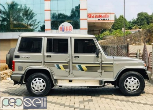 Mahindra Bolero sle for sale at Palai Kottayam 3