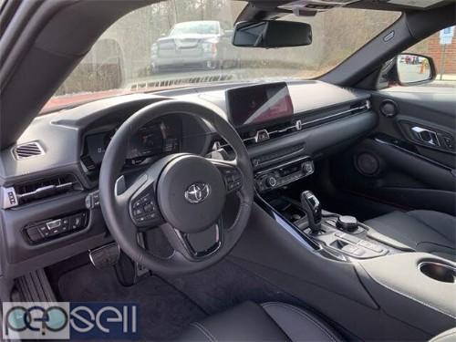 2020 Toyota Supra 3.0 Premium RWD 2