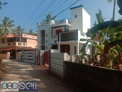 Newly 3BHK for Rent near Sreekariyam 0