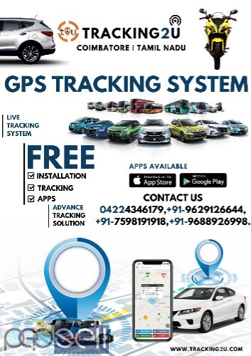 Tracking2u - Brand new vehicle tracking system, GPS vehicle tracking system 2