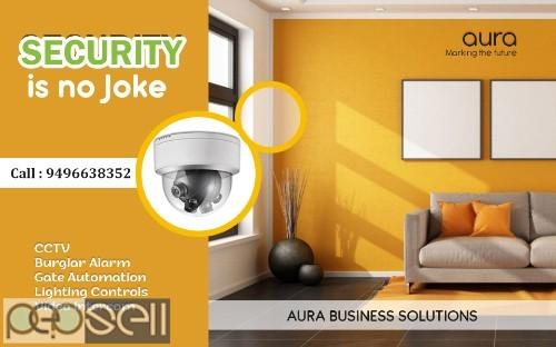 CCTV Installation Calicut (Kozhikode) - Aura Business Solutions 0