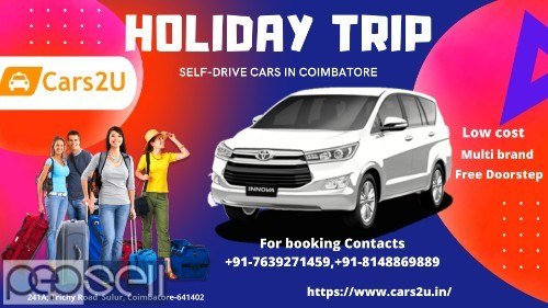 Self drive cars in Coimbatore 0