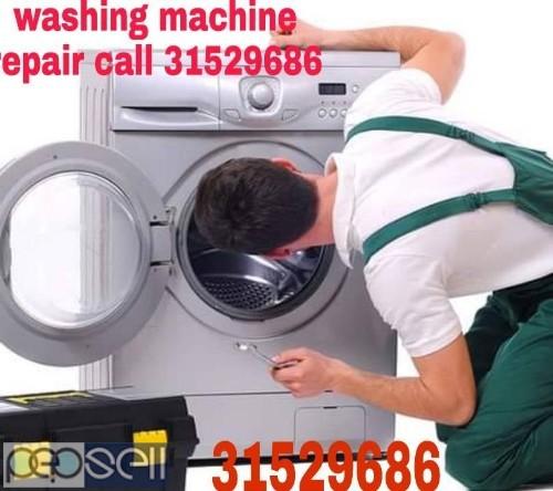 washing machine fridge repair call 1