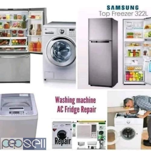 washing machine fridge repair call 3