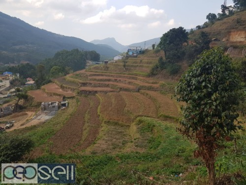 MUNNAR VATTAVADA 20 CENT TO 10 ACRE LAND FOR SALE. IDEAL TO TOURISM 2