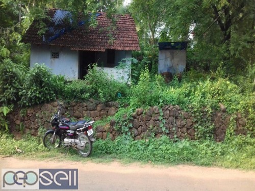 12 Cent Residential land for sale in Koratty Nalukettu 2.30 Lakhs/- cent. 34 meter Main Bus route Frontage  1