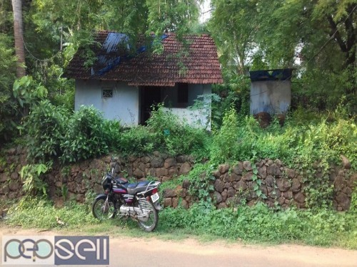 12 Cent Residential land for sale in Koratty Nalukettu 2.30 Lakhs/- cent. 34 meter Main Bus route Frontage  3