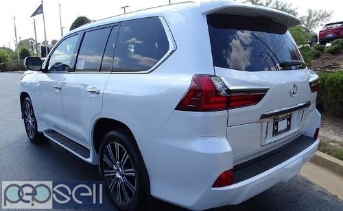 gulf LX570 Lexus 2019  2
