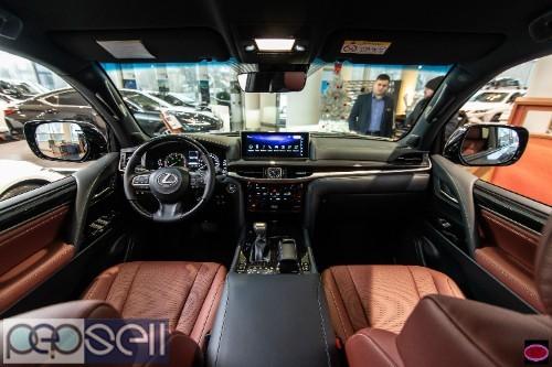 2018/19 Lexus LX 450d 0