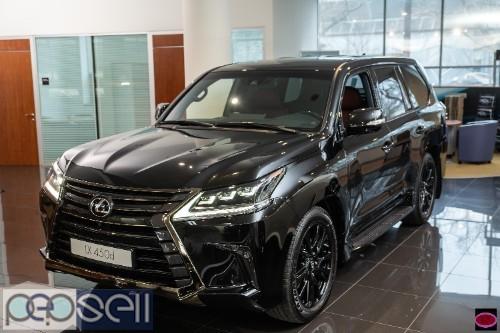2018/19 Lexus LX 450d 1