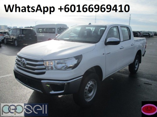 Slightly Used 2019 TOYOTA HILUX 0