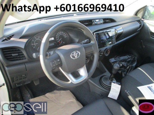 Slightly Used 2019 TOYOTA HILUX 2