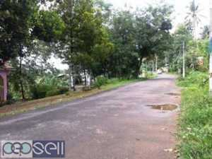 12 Cent Residential land for sale in Koratty Nalukettu 2.30 Lakhs/- cent. 34 meter Main Bus route Frontage