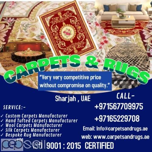 CARPETS & RUGS custom made carpets Manufacturer Dubai/ customized rugs manufacturer UAE/carpet manufacturer UAE  0