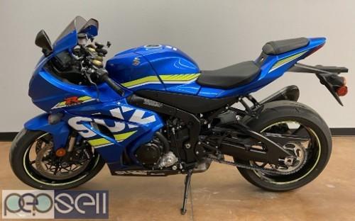 2017 SUZUKI GSX-R1000 1