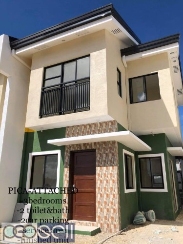 Flood Free 2 Storey Single Attached House & Lot in Consolacion, Cebu FOR SALE! 0