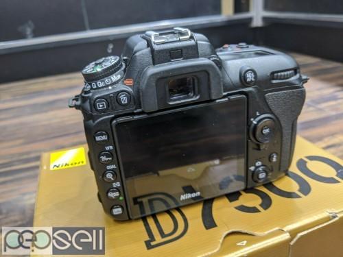 Nikon D7500 20.8MP Digital SLR Camera Body 0