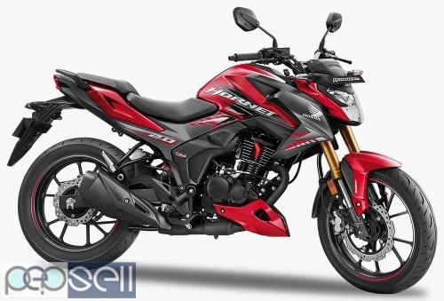 Honda showroom in Coimbatore - Pressana Honda 1