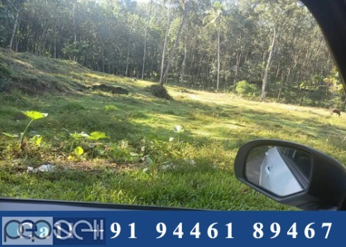 1 Acre For sale (with or without plots) P.P Road Pala 2