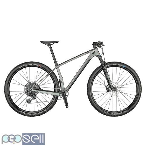 2021 Scott Scale 910 AXS Mountain Bike (IndoRacycles) 0