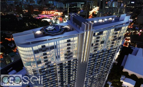 Pre-Owned J Tower Residences Studio Unit With Views FOR SALE!!! 3