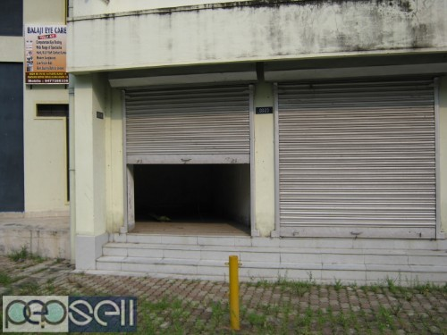 Commercial Shop on the shopping complex for rent 0