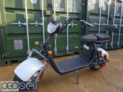 For Sale Electric scooter citycoco 3000W motor with 20ah battery 1