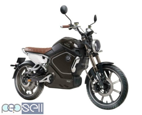 Super Soco TC Max 60mph+ Electric Motorbike/motorcycle/scooter 0