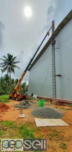 COMFORT Crane and recovery service Calicut Kolathara Mankavu panniyankara kallai mavoor balussery sm street  1