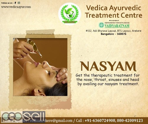 Vedica Ayurvedic Treatment Centre | Panchakarma Treatment in Bangalore 1