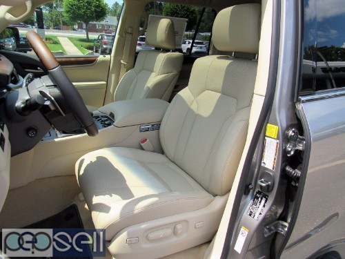 LEXUS LX 570 SUV Gulf Specs 2019 (Silver) URGENT SALE 1