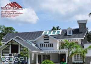Crownfab -Roofing contractors in Kochi|Truss workers in Kochi